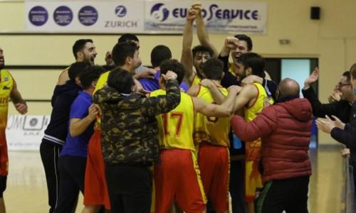 Basket, buona la prima per Tunno sulla panchina della Mastria Catanzaro