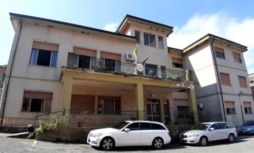 La sede del comune di Nocera Terinese