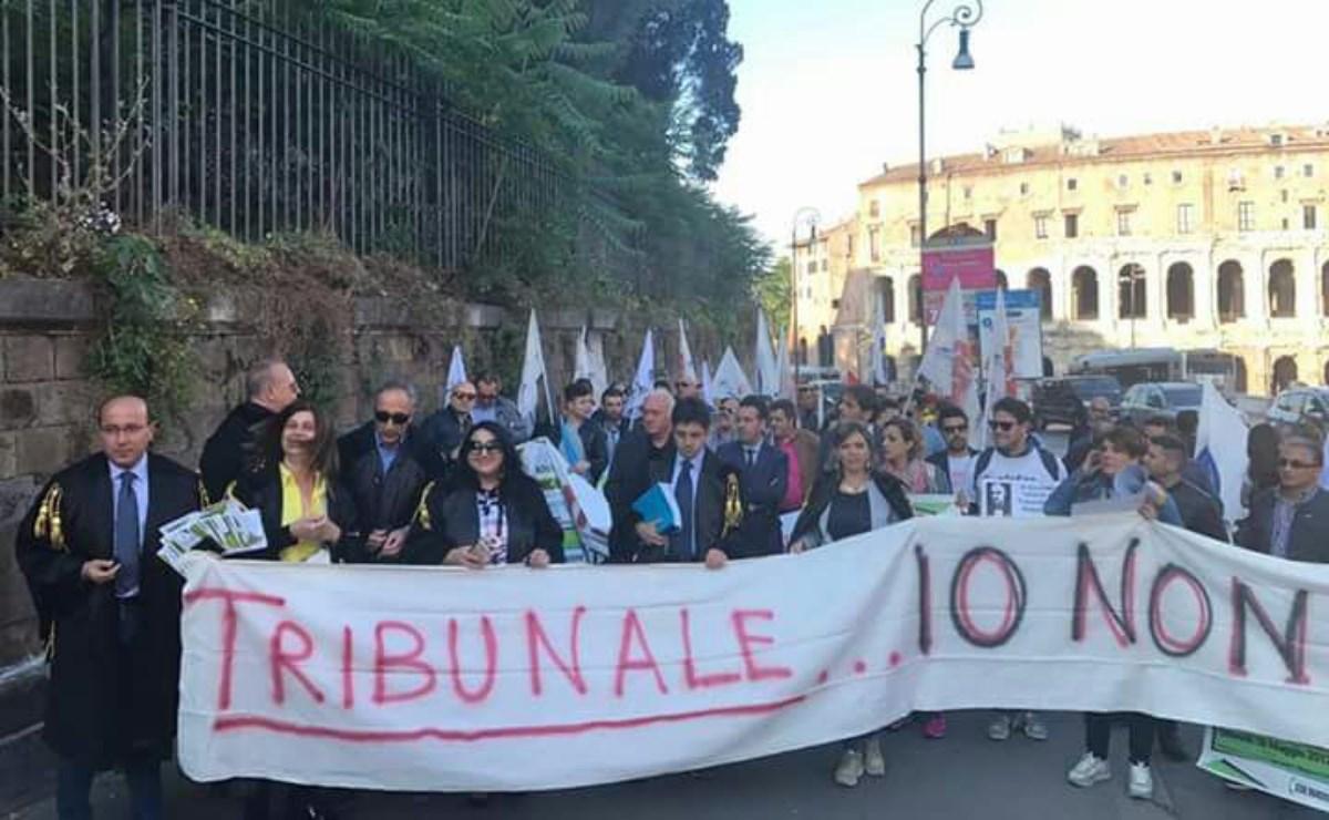 Protesta Gav (Roma 2017)