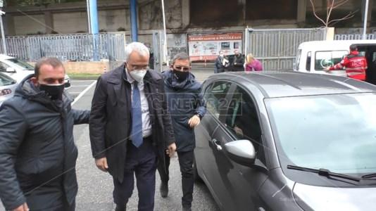 Francesco Talarico, in sede di interrogatorio di garanzia