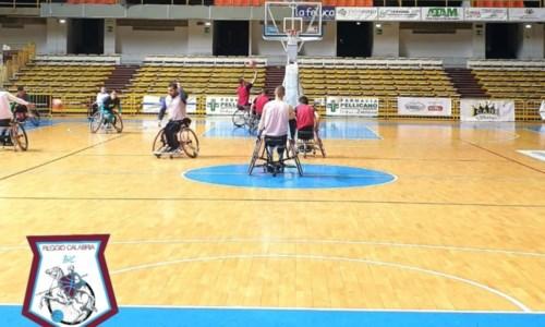 Un nuovo impegno casalingo per la Reggio Basket in carrozzina