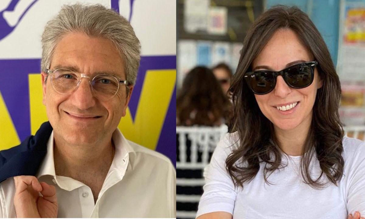 Giancarlo Cerrelli e Marisa Luana Cavallo