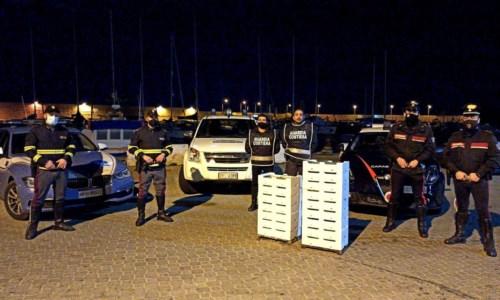 Cirò Marina, sequestrati 460 kg di novellame di sarda: sanzionato 36enne