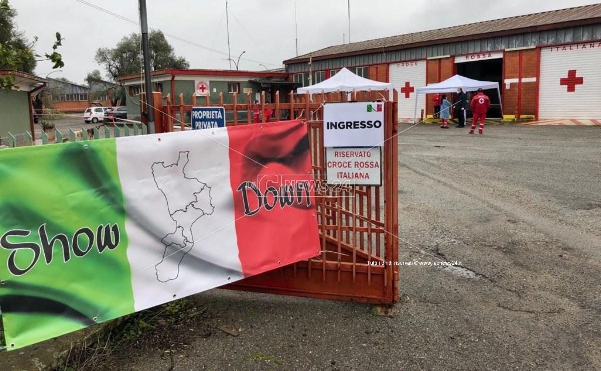 Sede Croce rossa - Rossano