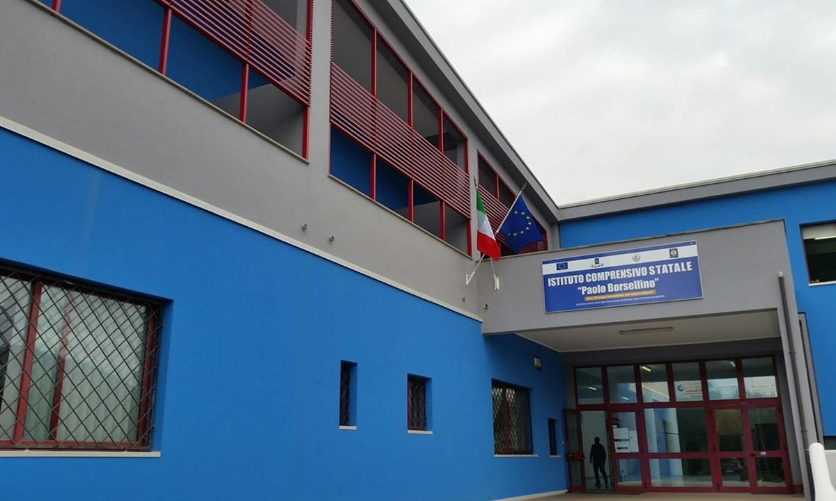 L'istituto comprensivo di Santa Maria del Cedro - foto fb