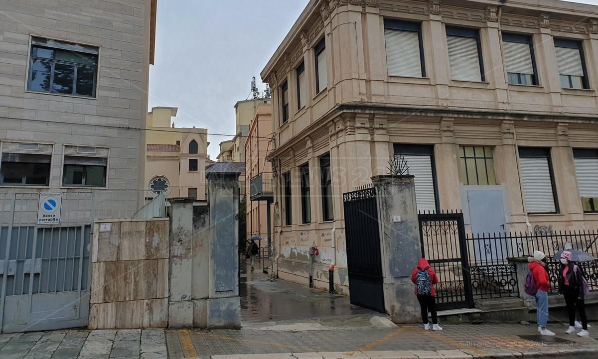 Il liceo magistrale Gulli a Reggio Calabria