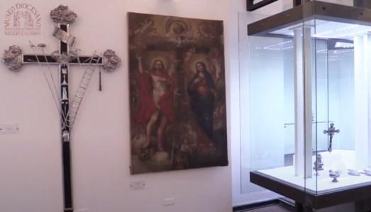 Reggio Calabria, il Museo diocesano riapre le porte al pubblico