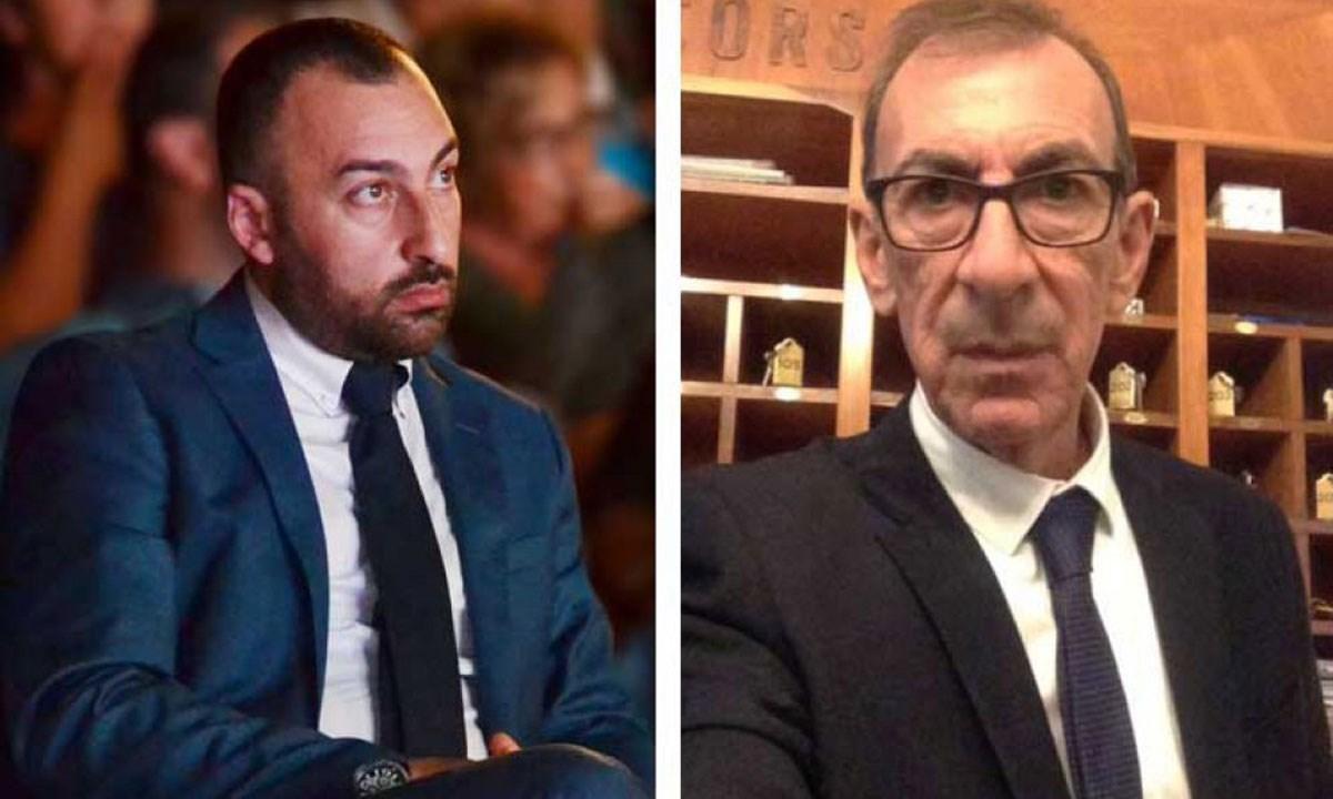 Vincenzo Gentile e Domenico Tolone