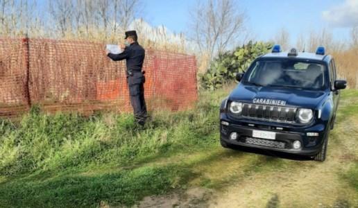 Sigilli dei carabinieri ad uno degli impianti di depurazione di Luzzi