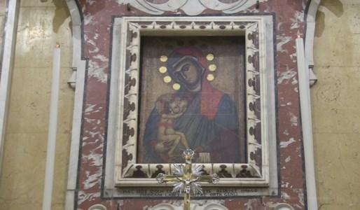 La sacra icona della Madonna del Pilerio di Cosenza