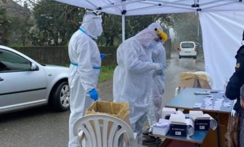 Covid, troppi contagi nella frazione di Gerocarne: istituita la zona rossa ad Ariola