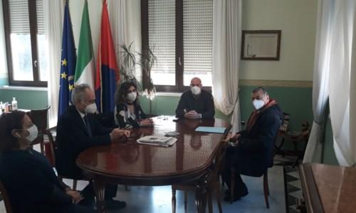 Ospedale Crotone, Voce incontra il commissario Asp: «Al lavoro per attivare 2 reparti»