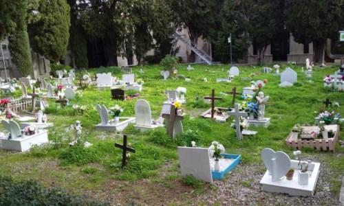 Il cimitero di Crotone