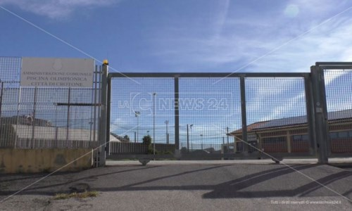 La vicenda Crotone, bando piscina comunale: «Noi unici partecipanti, dall'apertura delle buste non abbiamo più notizie»