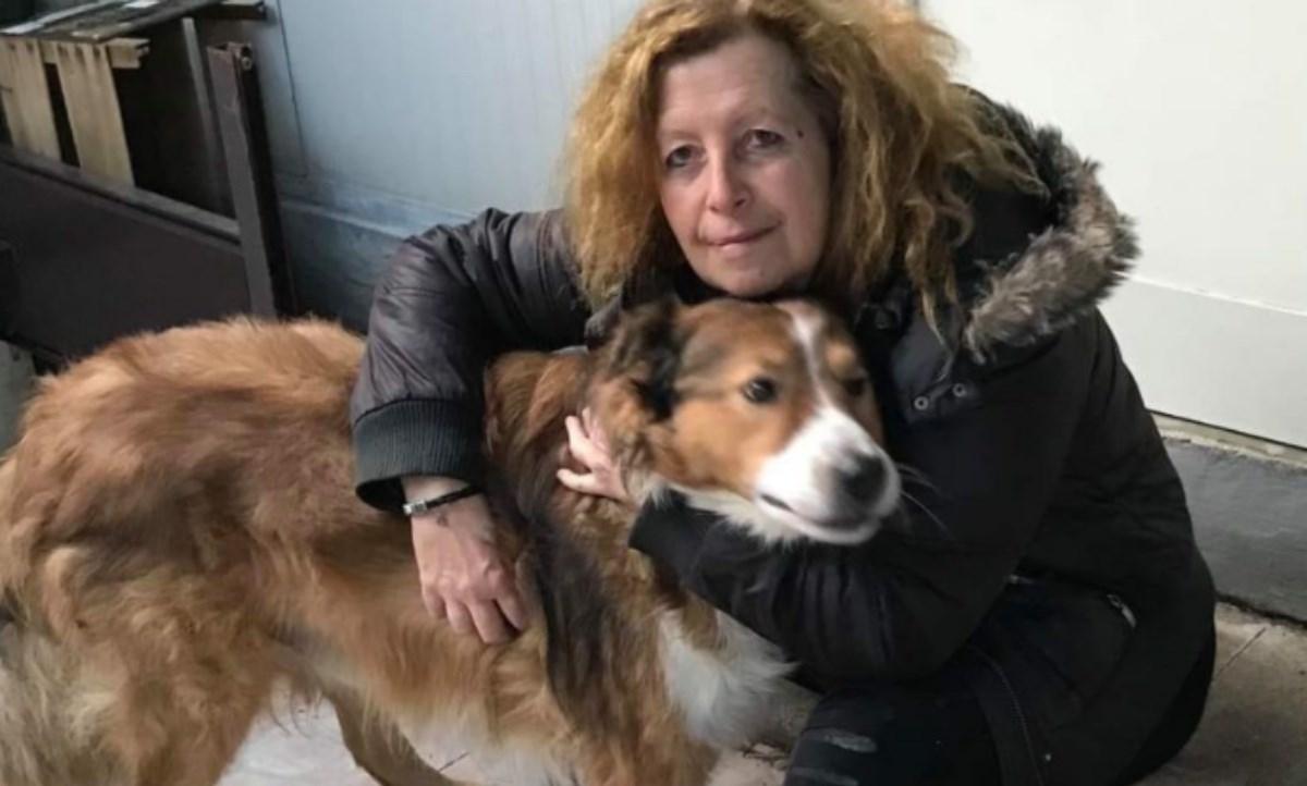 Betty Barbieri, una delle volontarie morte (foto Ansa)