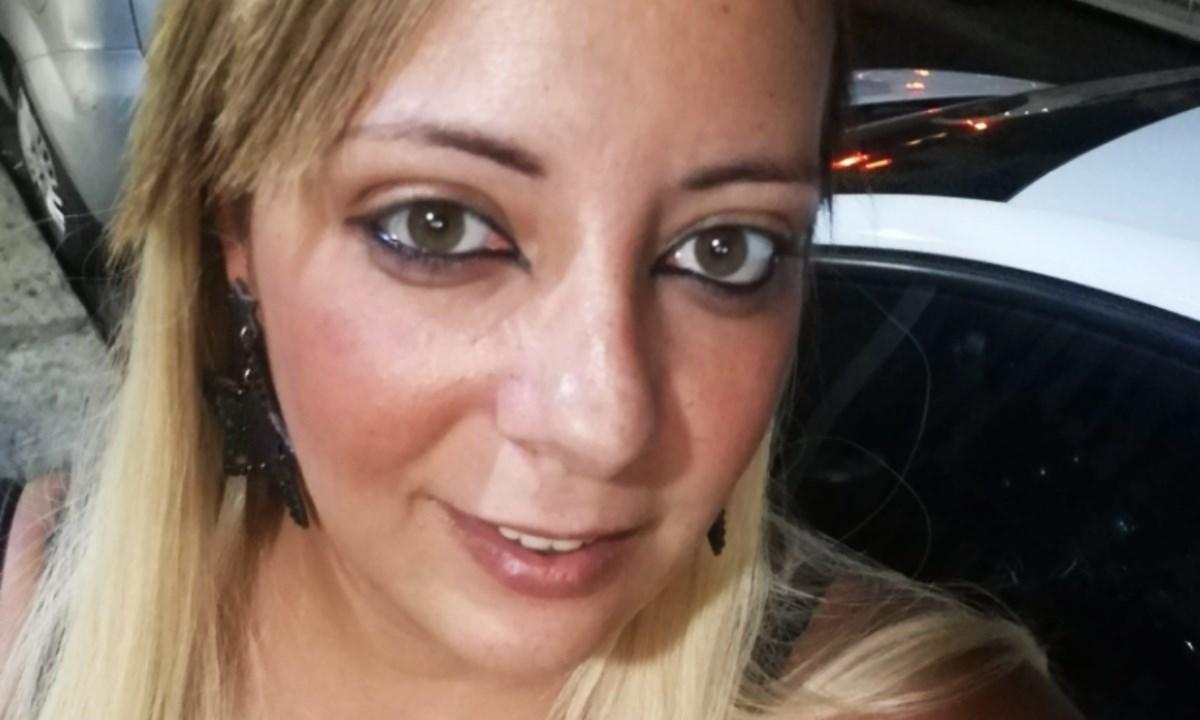 Piera Napoli, foto fb
