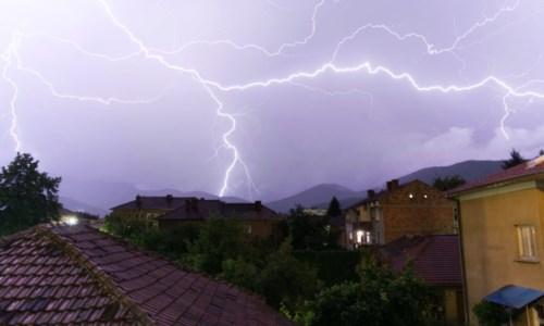 Maltempo in Calabria, forti piogge e poi gelo siberiano