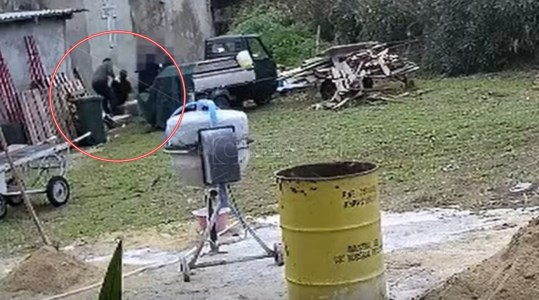 Lo scempio dei cadaveri nel video della Guardia di finanza