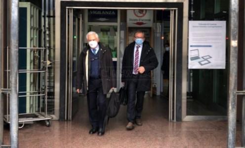 Falsi bilanci Asp Cosenza, Scura respinge le accuse. Il legale: «Siamo sereni»