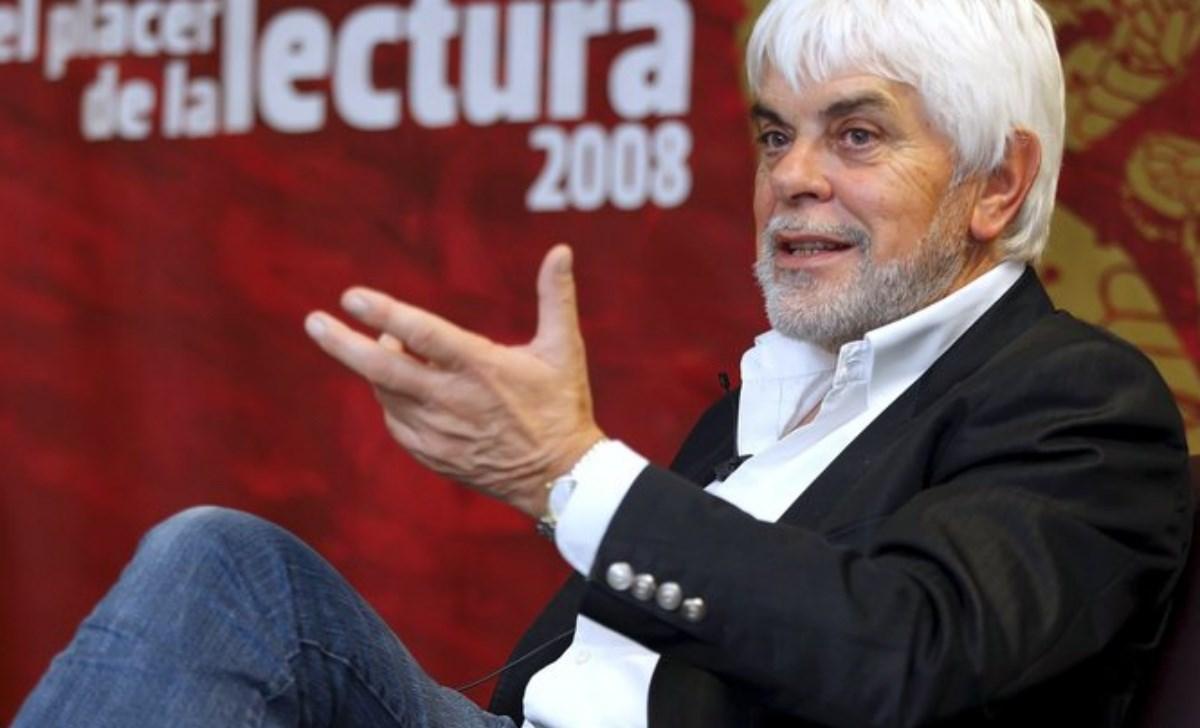 Valerio Massimo Manfredi, foto ansa