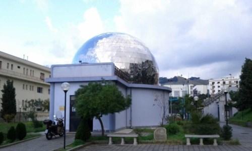 Reggio Calabria, Il Cielo degli Innamorati al Planetario Pythagoras