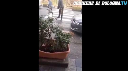 Pestato per strada nell'indifferenza dei passanti: l'aggressore è un calabrese - VIDEO