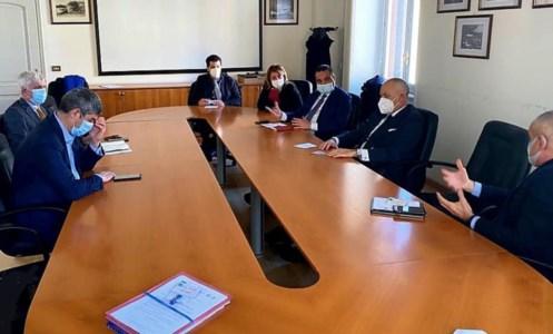 Rilancio aeroporto di Reggio Calabria, riunione nella sede Enac