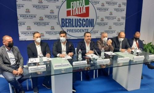 Consiglio metropolitano, presentato il gruppo di Fi. E Cannizzaro lancia la sfida per le regionali