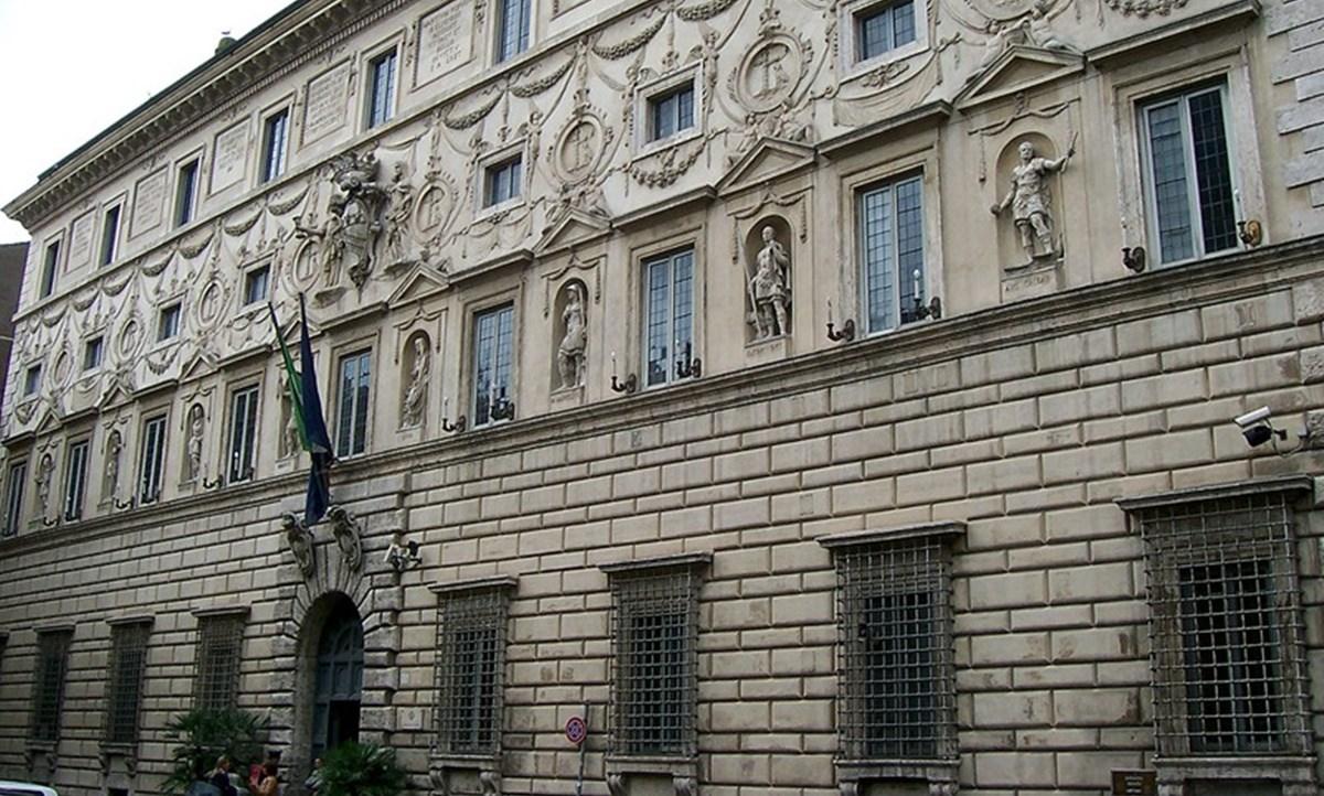 La sede del Consiglio di Stato