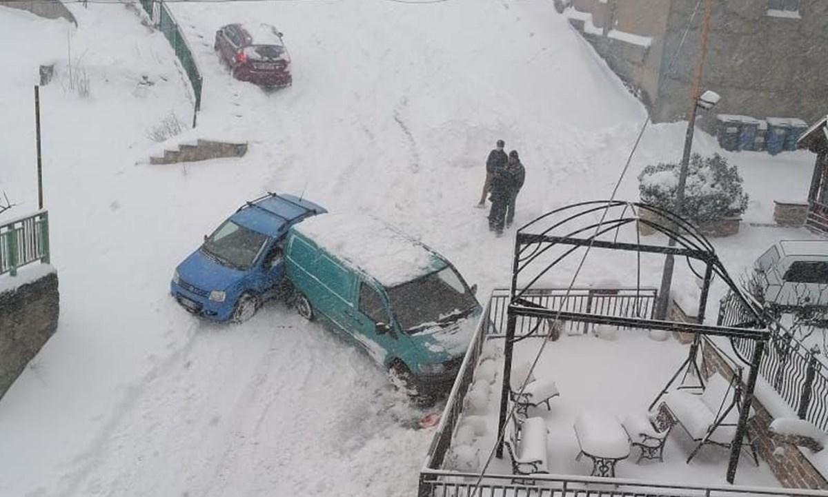 Incedente di auto a San Giovanni in Fiore