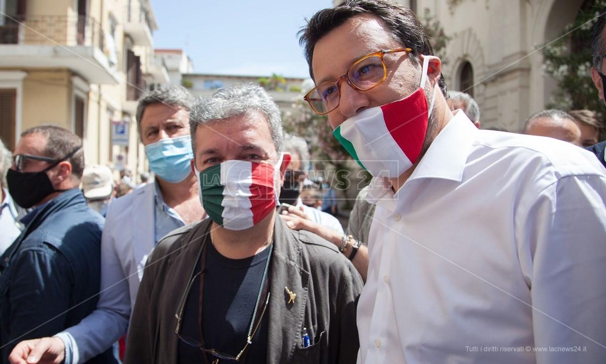 Spirlì e Salvini