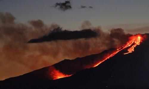 Etna, immagine di repertorio