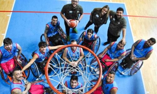 Reggio Basket in carrozzina, buoni segnali dalla Lombardia