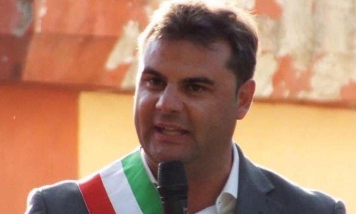 Il sindaco di Mendicino Antonio Palermo