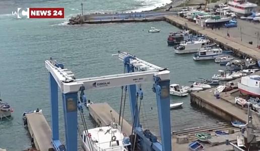 Porto di Bagnara sotto sequestro, la Lega: «Pescatori alla disperazione, serve una soluzione»