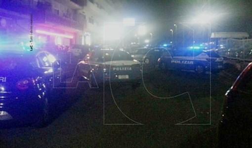 La sera in cui avvenne il delitto, nel maggio 2017