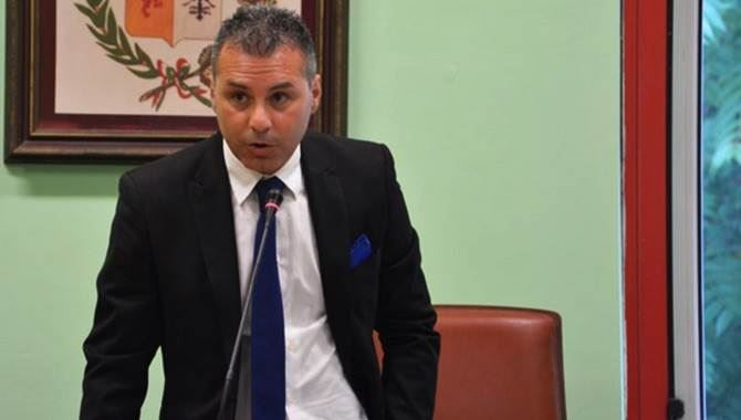 Il presidente della Provincia di Vibo, Solano
