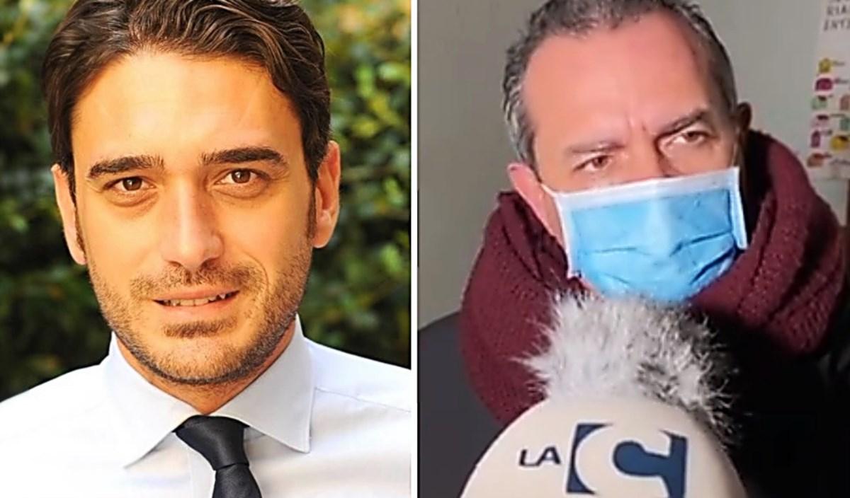 Nicola Irto e Luigi de Magistris