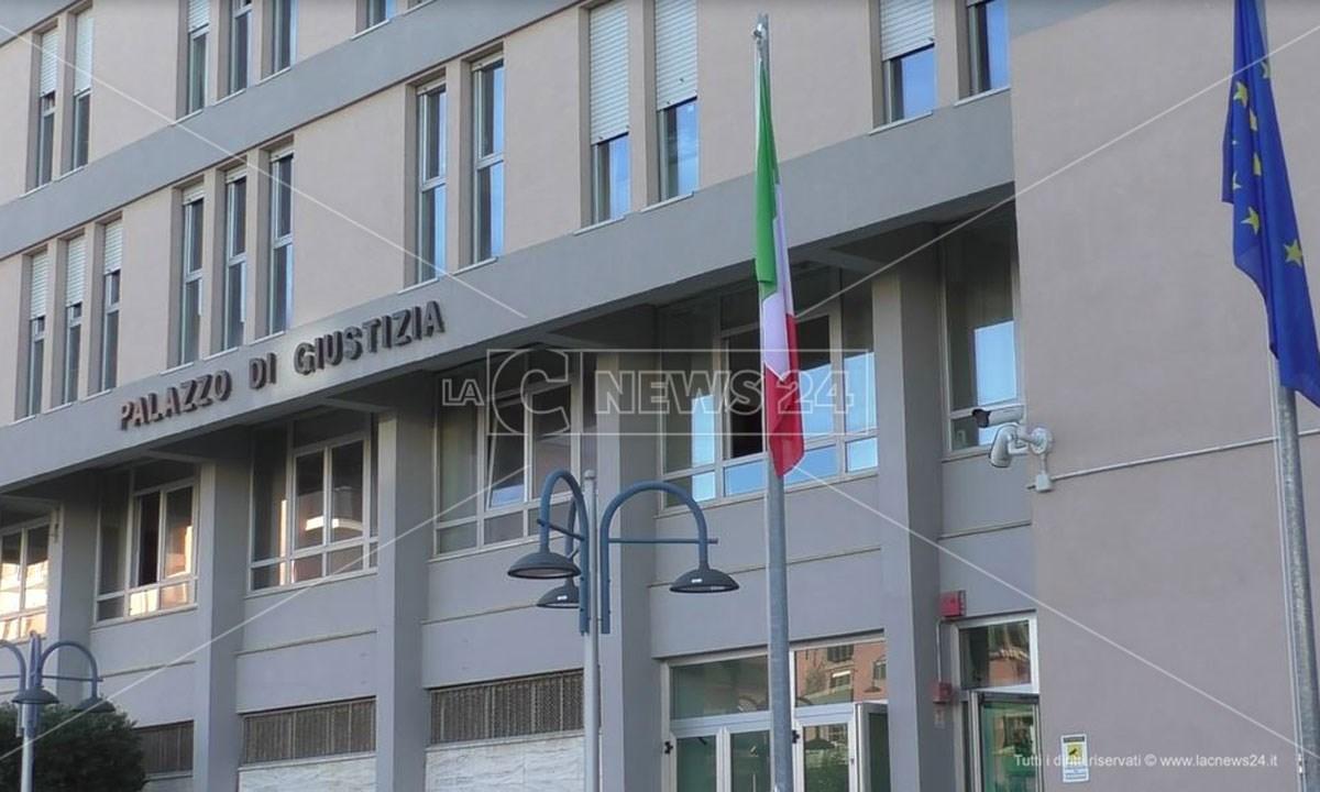La sede del Tribunale di Crotone