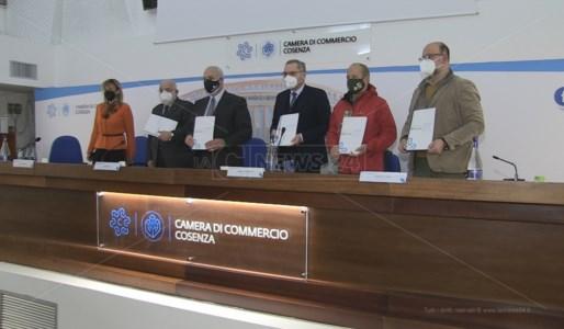 I firmatari del protocollo d'intesa