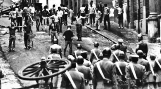 Moti di Reggio, cinquant'anni fa la fine della rivolta che segnò la storia della Calabria