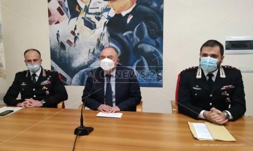 Arresti a Crotone, Gratteri: «Vendevano droga ad ogni ora, tutti venivano qui a rifornirsi»