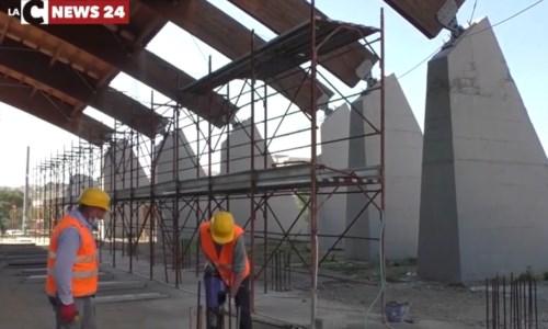 Reggio Calabria, lavori polisportivo a rischio: senza anticipo la ditta minaccia di fermarsi