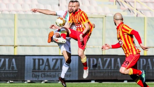 Lega Pro, passo falso del Catanzaro: al Ceravolo passa l'Avellino