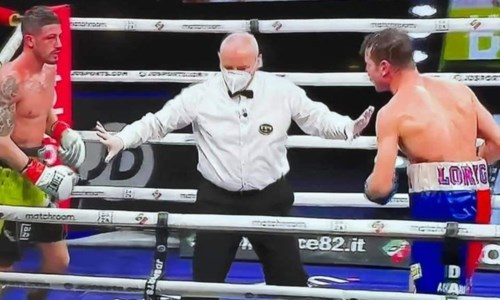 Loriga ed Esposito sul ring