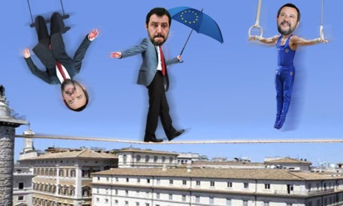 "Salvini, la Lega ""europeista"" e la Calabria"