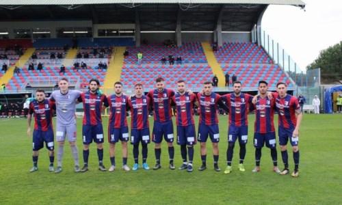 Serie C, la Vibonese attende il Catania e c'è una novità nello staff tecnico