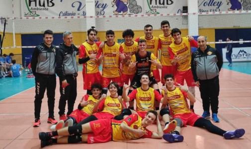 Volley, trionfo Tonno Callipo a Catania: vittoria sul Roomy Catania