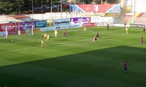 Serie C, la Vibonese non riesce più a vincere: con il Catania finisce 1-1