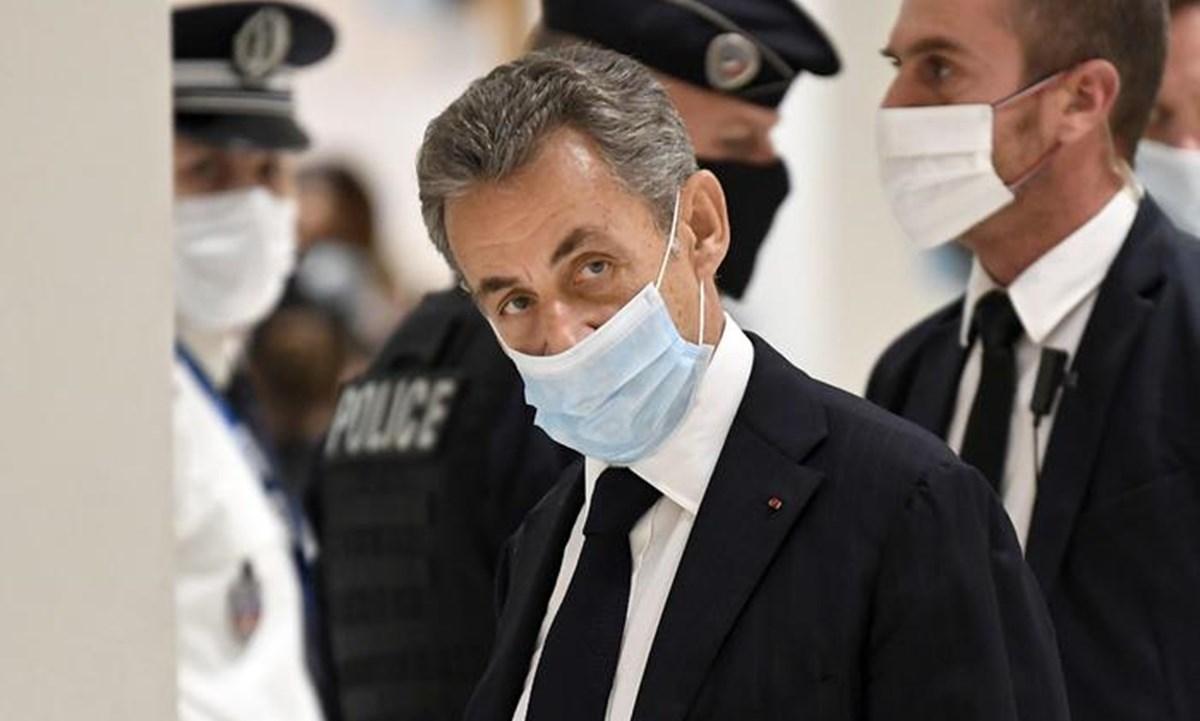 Nicolas Sarkozy - foto ansa
